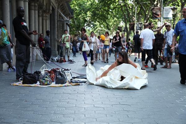 Rebecca Davidson: Metropolis, Barcelona 2011