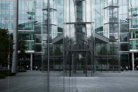 More London – London, 2012 <br>Architect, Foster and Partners