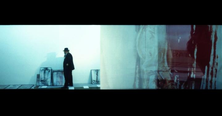 Underwood ST <br/>Herman Nitsch, London 1999