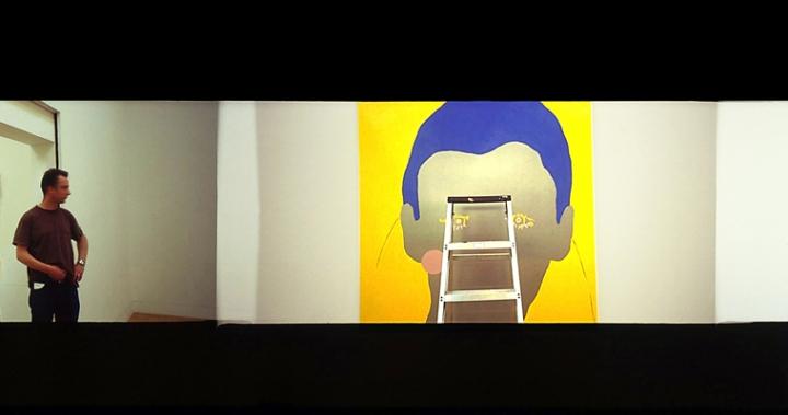Whitechapel Art Gallery<br/> 2000 Gary Hume
