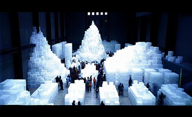 Tate Modern, Rachel Whiteread 2005