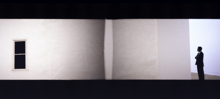 Whitechapel Art Gallery <br/>Toba Khedoori, 2001