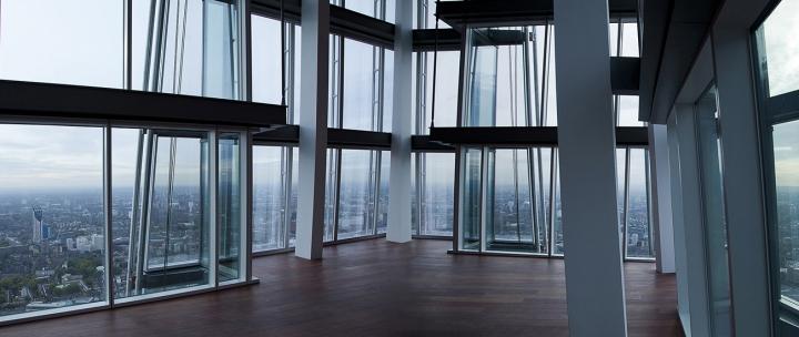 The Shard – London, 2012 / 2013 <br> Architect, Renzo Piano