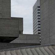 Royal National Theatre – London, 2011 <br> Architect, Denys Lasdun