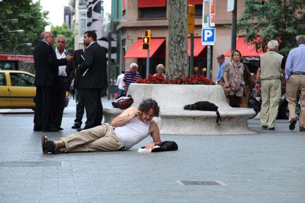 Daniel Azerrad: Metropolis, Barcelona 2011