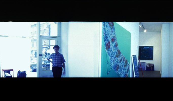 Dan Hays, London 1997