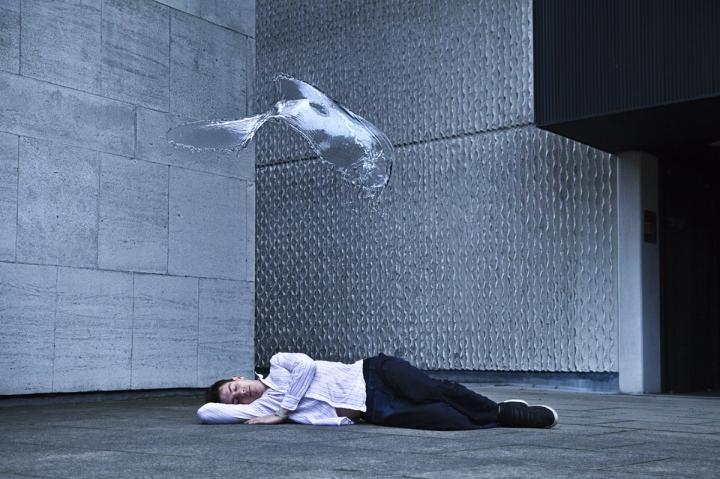 Suspension of consciousness - 2012