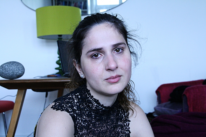 Luisa Burlamanqui, London 2009