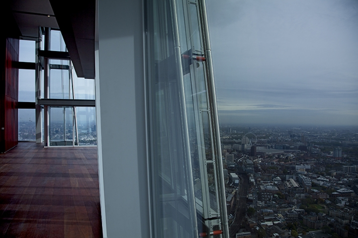 The Shard – London, 2012 / 2013 <br> Architect, Renzo Piano