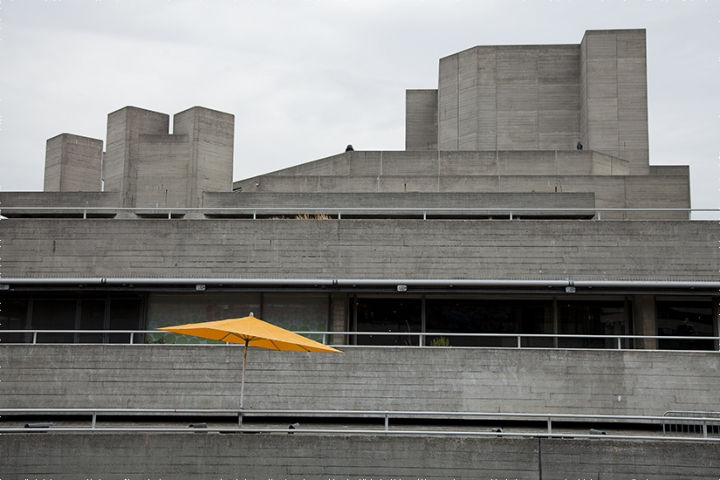 Royal National Theatre – London, 2011 <br> Architect, Denys Lasdun