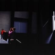 Tate Modern. Exhibition<br/> J. Muñoz Herzog & de Meuron, 2001